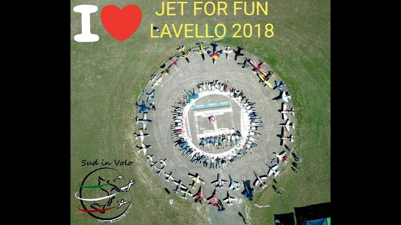 Jet for Fun 2018