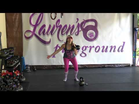 Metabolic Conditioning Kettlebell Workout 10 Minutes