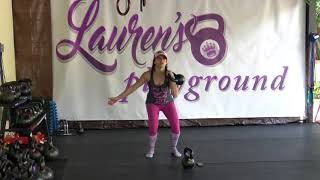 Metabolic Conditioning Kettlebell Workout - 10 Minutes