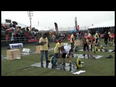 Crossfit Games 2011 Norcal Regional Day 2 Video Youtube