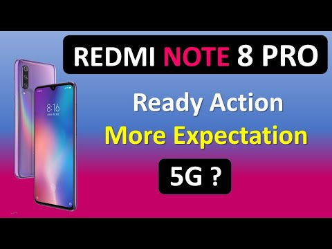 Redmi Note 8 Pro - Price | Specifications | Camera | Battery