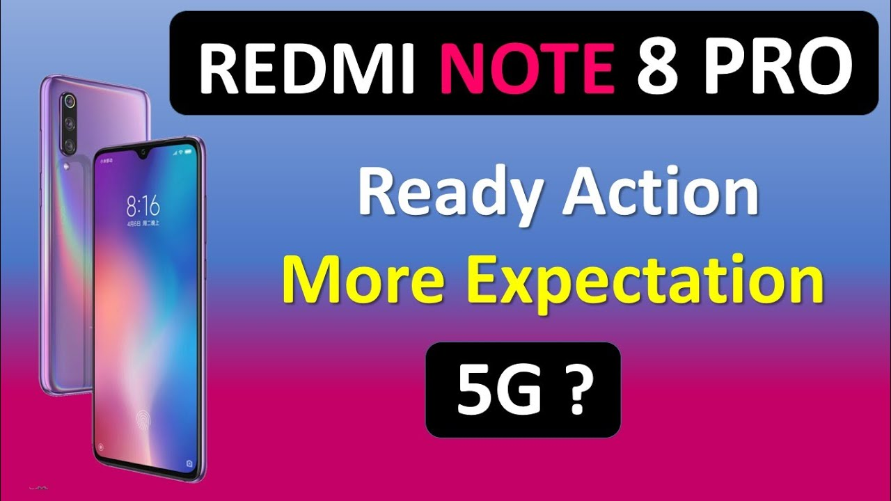 Redmi Note 8 Pro - Price | Specifications | Camera | Battery | Performance  | Redmi Note 8 ?