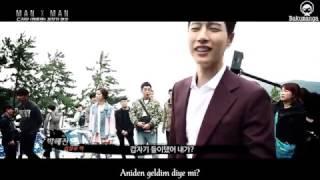 Park Hae Jin - Man to Man Kamera Arkası (Türkçe Altyazılı)