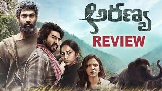 Aranya Telugu Movie Review | Rana Daggubati | Prabhu Solomon | Telugu Movies | THYVIEW