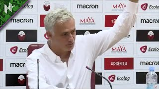 The goals were too small! | Shkendija 1-3 Spurs | Jose Mourinho reveals goalposts had to be changed