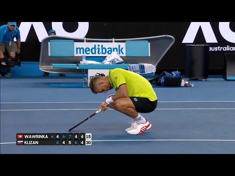 Tennis Rage Compilation