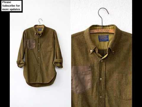 Wool Shirt Collection | Mens Woolen Shirts Ideas Romance