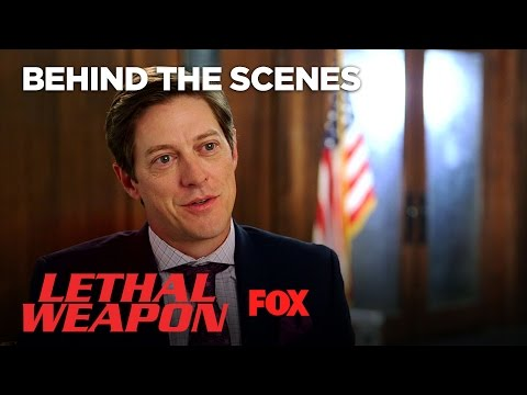 Character Profile: Kevin Rahm As Avery  Season 1  LETHAL WEAPON