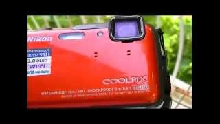 Review NIKON COOLPIX AW110 ( save your money )