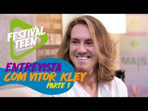 Entrevista com Vitor Kley: começo de carreira e seu amor pela música  1  Festival Teen