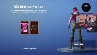 tfue bought a skin