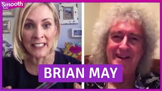 Brian May concerned for future of live touring, teases Adam Lambert and Queen album   Smooth Radio