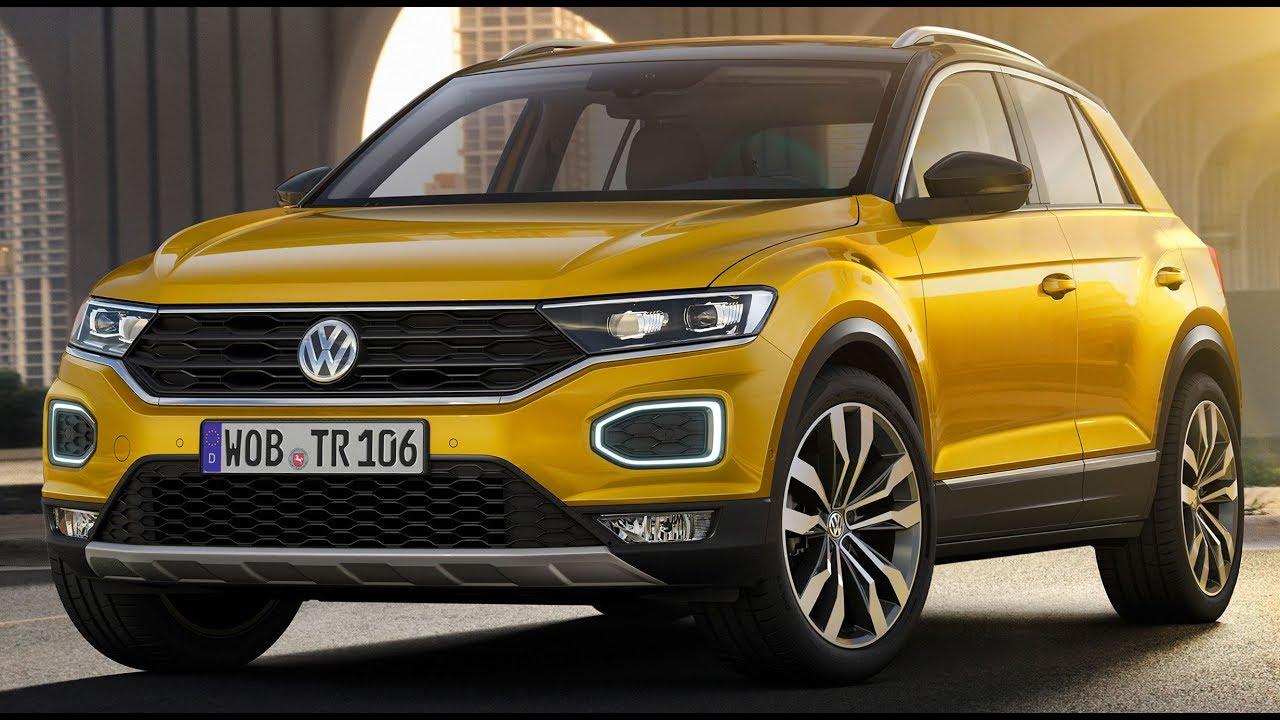 auto technology volkswagen t roc y t roc r line suv 2018 youtube. Black Bedroom Furniture Sets. Home Design Ideas