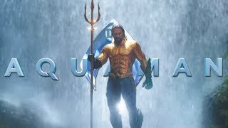 Reaction | Расширенный трейлер «Аквамен/Aquaman»