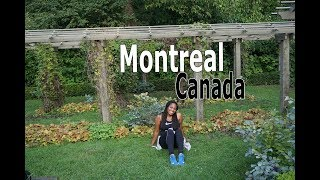 TRAVEL WITH ME: Montreal Canda Travel Vlog