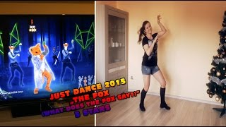 Just Dance 2015 - The fox (What does the fox say?) 5 stars PL