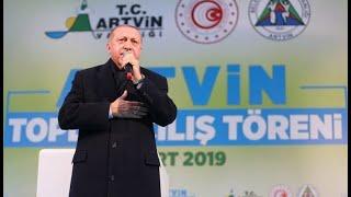 Erdoğan müjdeyi duyurdu! 2 buçuk milyon yeni istihdam mesajı