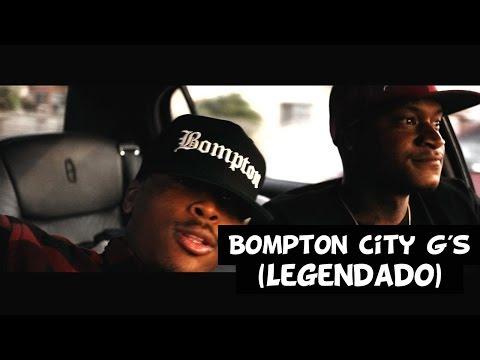 Slim 400 - Bompton City G's (Feat. YG) [Legendado]