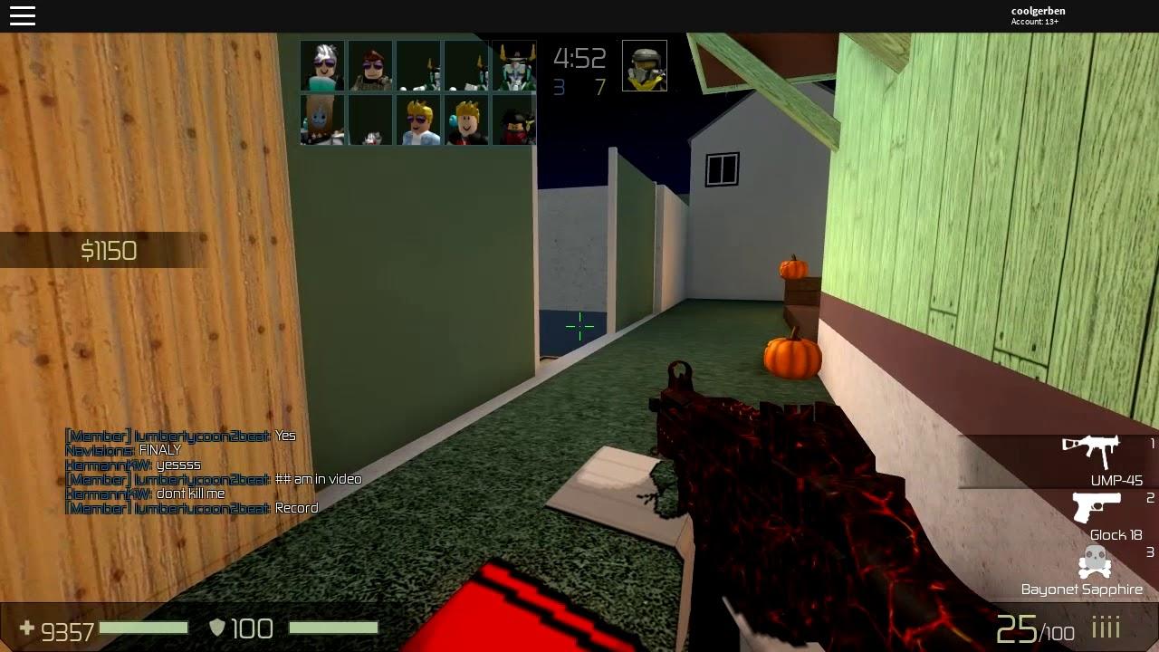 Counter Blox Roblox Offensive Juggernaut Kill Montage 2 - making a juggernaut game roblox