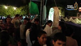 El Espiritu de Dios, Alto mando es el Señor  en Parroquia San Antonio, Santa Tecla