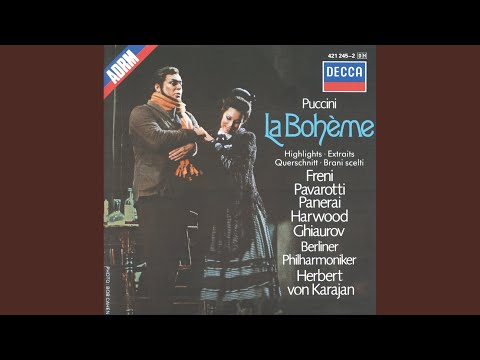Puccini: La Bohème / Act 1 - Non sono in vena!