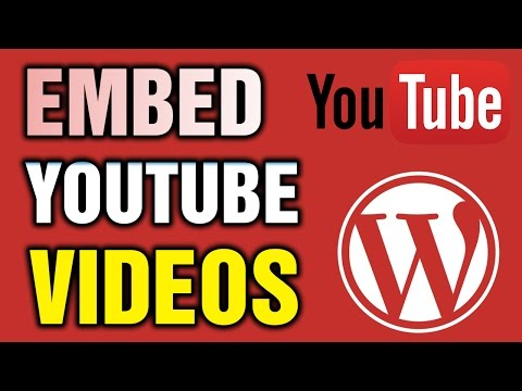 How To Embed a YouTube Video On Your Website URDU/HINDI TUTORIAL