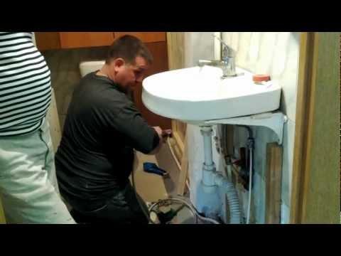 Подключение накопительного водонагревателя Инженер PRO