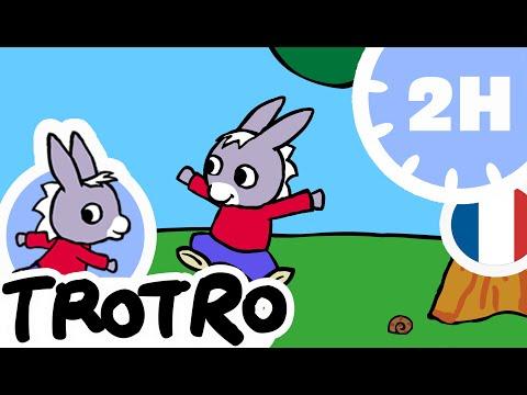 Trotro Trotro Est Petit Dessin Anime Hd 2019 Youtube