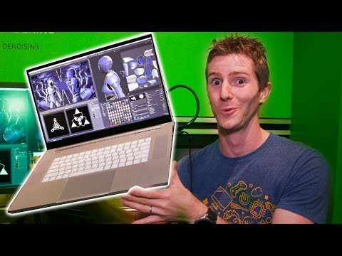 NVIDIA's Big Middle Finger to Apple - NVIDIA Studio Laptops