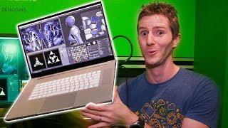 NVIDIA's Big Middle Finger to Apple - NVIDIA Studio Laptops thumbnail