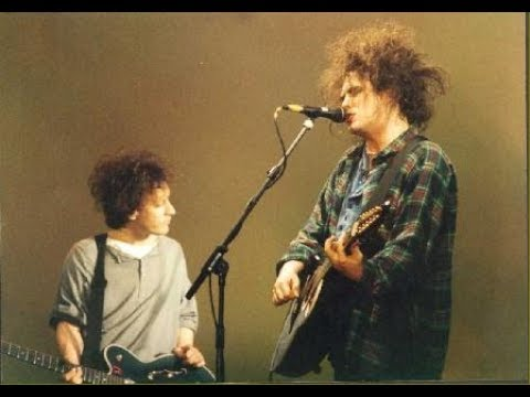 The Cure 1993 Finsbury Park !!Last Boris show! and First show after the departure of Porl