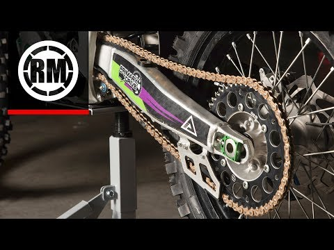 Primary Drive 520 Gold Plated MX Race Chain