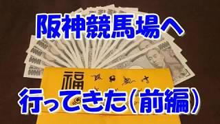 【競馬】阪神競馬場へ行ってきた(前編)軍資金18万円【実践】【人生を賭けた戦い】 thumbnail