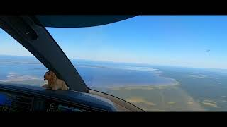 Vision Jet SF50 Arctic crossing - Canada-Greenland-Iceland