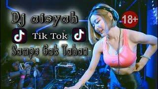 [Tik Tok] Dj Aisyah jatuh cinta pada jamilah VIRAL 2018 MANTAP JIWA || Sampe Gak Tahan || Busmania