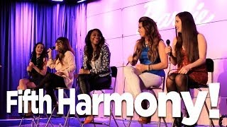 Fifth Harmony Sings Barbie Melody Live