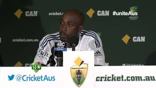 Carberry: Johnson one of the fastest I've faced