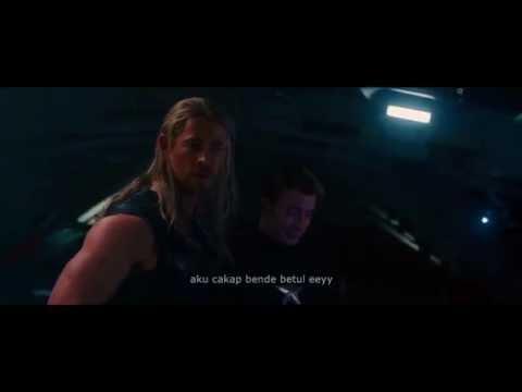 Bila Avengers Menyambut Ramadan | Part 1