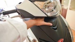 Xe.tinhte.vn - Mở cốp xe SH bằng tay không trong 1 nốt nhạc