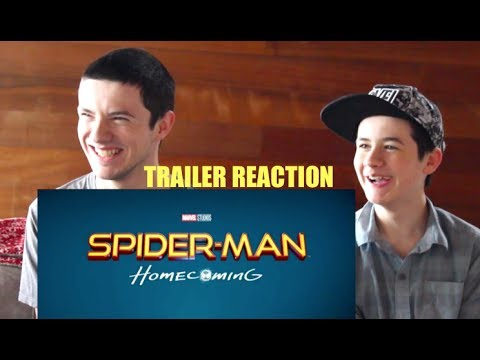 Thumbnail: Spider-Man Homecoming Trailer 3: Our Reaction