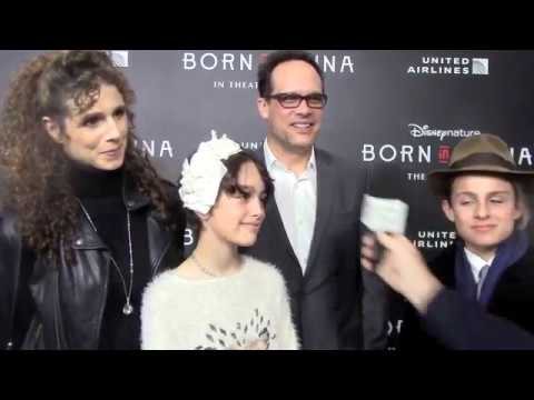 Diedrich Bader at the Born in China Premiere
