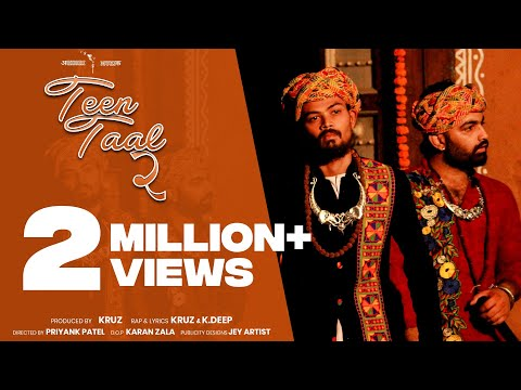 Teen Taal 2 | Garba | Official Music Video | Aghori muzik