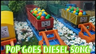 (Watch the 1080 (HD) version) Thomas uk Pop Goes the Diesel song by Ringo starr Beatles thomas and friends Pop Goes the Diesel thomas and friends classic ...