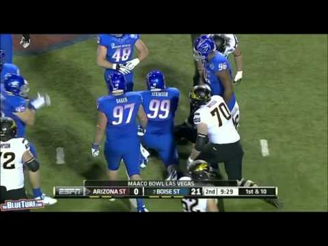 Boise State Vs ASU Macco Bowl 2011