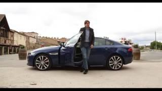 Наши тесты - Jaguar XE