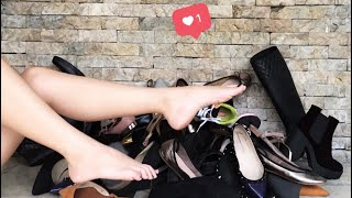 My Shoe Collection + Try-On 2018