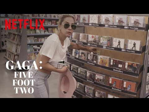 GAGA: Five Foot Two | Clip: Walmart [HD] | Netfilx