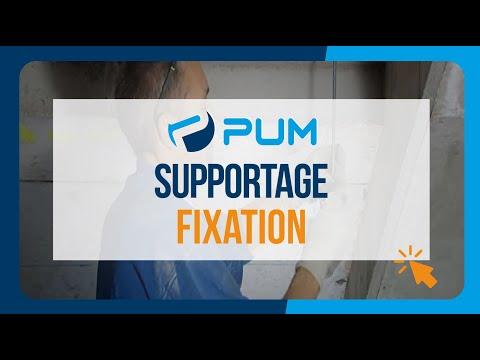 Rseau En Tube PVC Supportage Et Fixation YouTube
