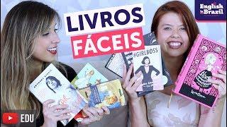 LIVROS FÁCEIS PARA TREINAR SEU INGLÊS | ft. Vá ler um livro