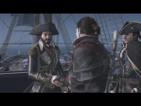 Assassin's Creed: Rogue - James Cook  